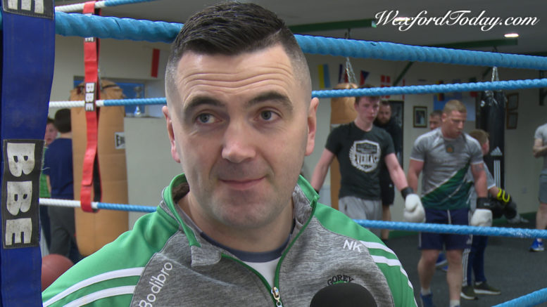 Boxing- Baz fights in Boston tonight | WexfordToday com