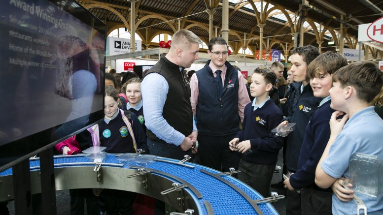 ABP sponsors farm safety at exhibition | WexfordToday com